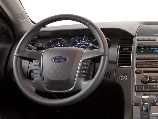 2012 ford taurus sel owners manual