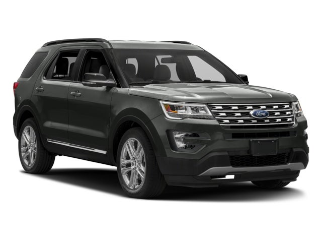 2017 Ford Explorer Xlt In Lexington Ky Paul Miller Motor Company