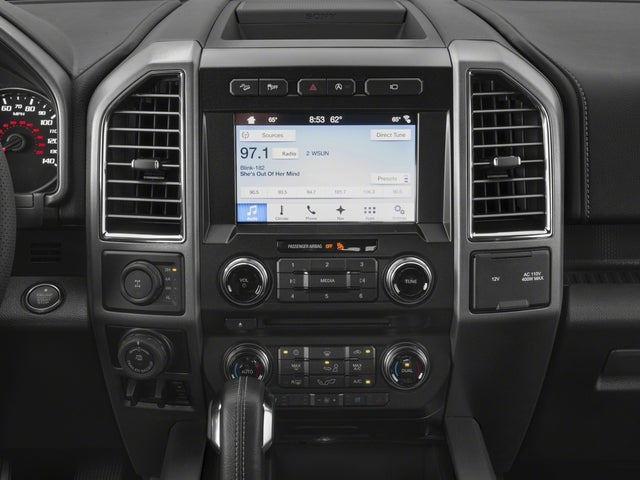 2018 Ford F150 Raptor In Lexington Ky Rhpaulmillerauto: Ford F 150 Radio Console At Gmaili.net