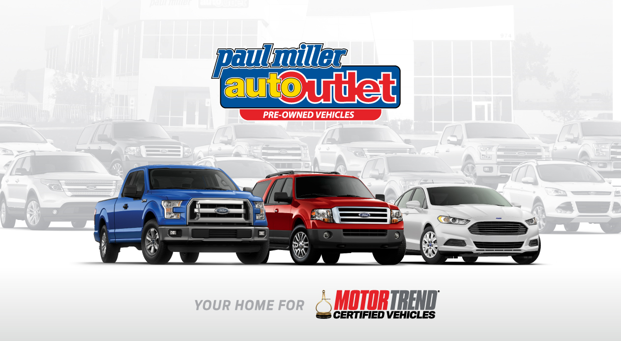 Ing A New Vehicle Is No Light Task And There Are Several Decisions That Go Into Making Next Purchase At Paul Miller Auto Outlet We Want To